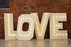 Diy Marquee Light Letters | Diy Tutorials | Inspiration | Lights4fun.co.uk