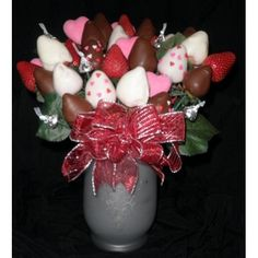 184 Best Chocolate Covered Strawberries Images On Pinterest