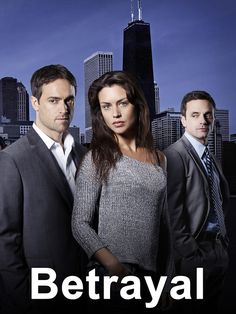 Betrayal - Cancelled, but worth getting on DVD.