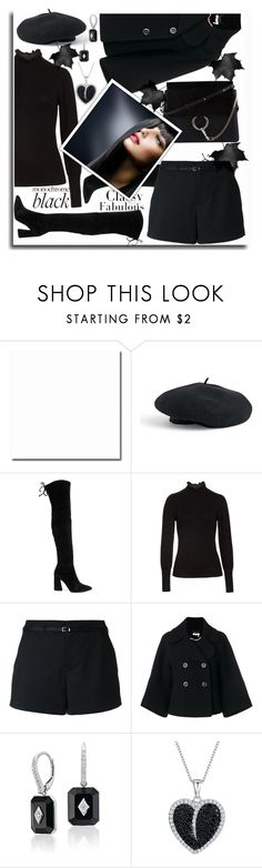 """""""Untitled #937"""" by m-jelic ❤ liked on Polyvore featuring Venus, Stuart Weitzman, Rebecca Taylor, Loveless, Chloé and Jools by Jenny Brown"""