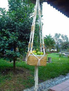 Para guardar las frutas