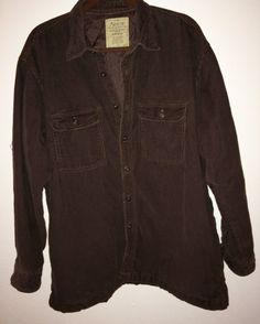 2d3bd9d30bceb8 Arrow Blue Jeans Retro Corduroy Jacket Size by MyVintageApartment Brown  Corduroy Jacket