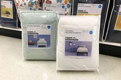 Comforters, as Low as $8.55 at Target Comforter Sale, Target Bedding, How To Fold Underwear, Target Deals, Baby Canvas, Storage Sets, True North, Crib Shoes, Room Essentials