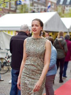Haute couture in Sneek