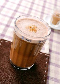 バリスタで作る ホットカフェモカ (レシピNo.2489)|ネスレ バランスレシピ