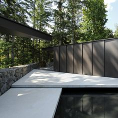 Tulsa House on Quadra Island, Vancouver I Patkau Architects