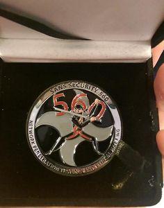 #SEC560 SANS Coin