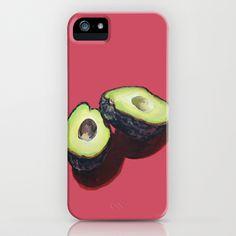 Avocado Love iPhone & iPod Case by Jody Edwards Art - $35.00