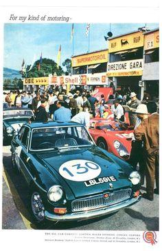 .MGB GT 1967