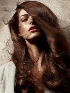 Absolutely adore this rich brown haircolor! I'm thinking to just go for it really soon!