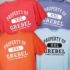 Personalized Gifts   Personalized Clothing T-Shirts, Sweatshirts, Boxer Shorts