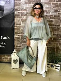 Fashion Boho Plus Size Dresses Super Ideas White Summer Outfits, Casual Work Outfits, Work Casual, Simple Outfits, Cool Outfits, 60 Fashion, Fashion Outfits, Womens Fashion, Fashion Shoes