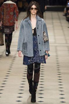 Burberry Prorsum London Fashion Week AW '15'16
