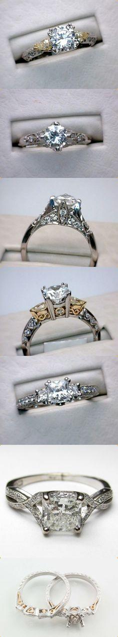 #Tacori diamond engagement rings
