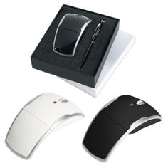 Wireless Mouse and Stylus Pen Gift Set SKU 80LY0 $18.50