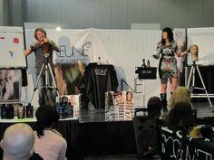 Keune Stage - Champion Show, Atlanta GA
