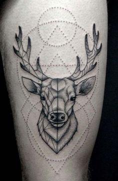 erkek üst bacak dövme modelleri man thigh tattoos 28