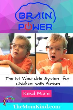 Empowered Brain, the first wearable system for autistic children (previously only available at schools) is now available in home! #autismparenting #asd #autism #specialneeds Autism Parenting, Good Parenting, Parenting Hacks, Autistic Children, Children With Autism, Homeschool Curriculum, Homeschooling, Sensory Processing Disorder, Autism Spectrum Disorder