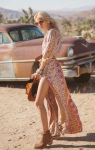 Lucille Mae: Spell Designs Boho Blossom Maxi Dress