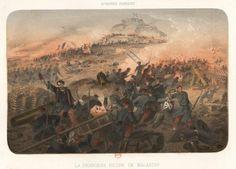 La dernière heure de Malakoff 8 Septembre 1855  par Moraine