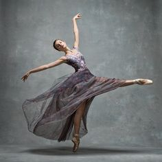 And, something magical...Miriam Miller, New York City Ballet, photo by Ken Browar and Deborah Ory, NYC Dance Project. https://www.facebook.com/nycdanceproject/