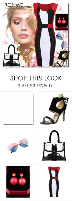 """""""7#Romwe"""" by fatimka-becirovic ❤ liked on Polyvore"""