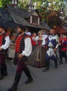 PA Renaissance Faire in Manheim, PA! A few specific theme days look like fun