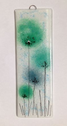 125 best Fused glass wall art -