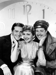 Midnight, Francis Lederer, Claudette Colbert, Don Ameche, 1939