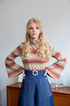70s Outfits, Hippie Outfits, Vintage Outfits, Cool Outfits, Fashion Outfits, Size 14 Outfits, 70s Inspired Fashion, 60s And 70s Fashion, Modern 60s Fashion