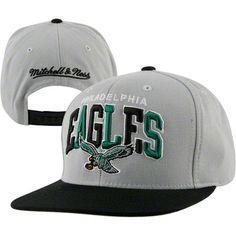 #Eagles Throwback TriPop Snapback Hat. $25.99
