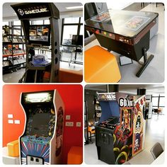 Interesting one by arcademaniac #atari2600 #microhobbit (o) http://ift.tt/1S4VrNs month set up @ Gulliver library in Châlons-en-Champagne (they produce champagne there...). 10 play stations with - consoles : #Sega #Megadrive & #Atari2600 - #kiosk démo : #Sony #playstation2 #Nintendo #GameCube #Microsoft #Xbox360 - #arcade #cocktail & #vintage #upright #arcade ( #Galaga #digdug et tous les classiques #DonkeyKong #spaceinvaders etc....) #retrogaming #arcadeManiac #Videogames #videogame…