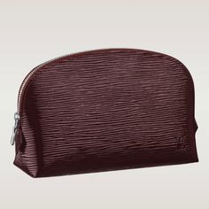 (Width*Height*Depth) 2.4 X 4.7 X 6.7 inches  - Smooth leather trimmings  - Zipped closure  - Interior flat pocket  - Soft Microfiber lining  - Colors: Prune Electric, Amanda Electric, Noir Electirc