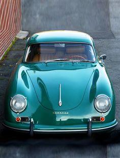 1956 Porsche 356A Coupe Outlaw