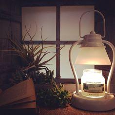 梅雨の午後は香りでリフレッシュ  #kameyamacandlehouse #カメヤマキャンドルハウス#キャンドル#candle #CHA #フレグランスライト#香る照明#香り#アロマ#照明#light#暮らし#暮らしを楽しむ#多肉植物#本#読書#succulent#book#窓#窓辺