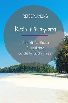 Trauminsel in Thailand gesucht? Wir empfehlen Koh Phayam in Thailand für alle Ruhe Suchenden. Eine Insel ohne Autos und mit viel Entschleunigung.