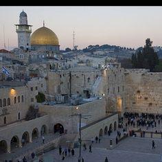 Jerusalem- the wailing wall