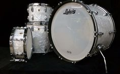 Ludwig Ludwig Drums, Drum Sets, Percussion, Engine, Music Instruments, Shapes, Room, Life, Bedroom