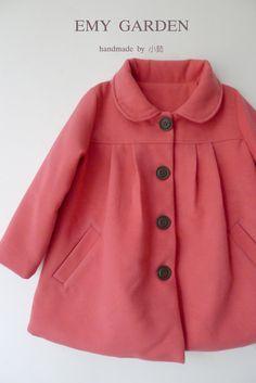 Red coat (pattern) | 小茹手作