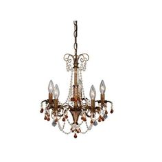 Buy the Vaxcel Lighting Tuscan Bronze Direct. Shop for the Vaxcel Lighting Tuscan Bronze Mini 5 Light One Tier Chandelier and save. Chandelier Lighting Fixtures, Bronze Chandelier, Mini Chandelier, Modern Chandelier, Lowes Home Improvements, Incandescent Bulbs, Light Up, Ceiling Lights, Crystals