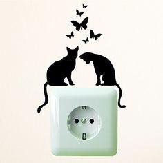 decorare le prese elettriche 13