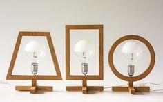 Set Lampade he-she-it by Stefano Mazzucchetti $398