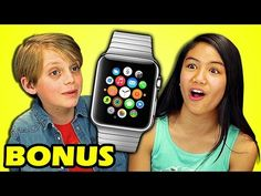 KIDS REACT TO APPLE WATCH (Bonus #128) - See the video : http://www.onbrowser.gr/kids-react-to-apple-watch-bonus-128/