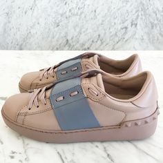 Valentino Open Sneakers now in store! Half sizes available... #Valentino #sneakers #thecornerberlin