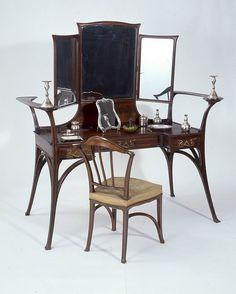 art nouveau table design - Google Search
