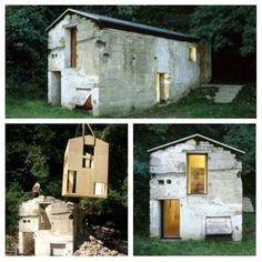 Casa restaurada