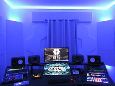 Andrea Scopsi's music studio is a good example that by following all the acoustic experts' recommendations you end up with a better result. This full production, mixing and mastering facility obeys to the guidelines delivered by our Project Team. Professional Audio, Acoustic, Studio, Music, Projects, Musica, Log Projects, Musik, Blue Prints