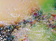 池田衆 / Shu Ikeda cut-out photograph, mounted on acrylic