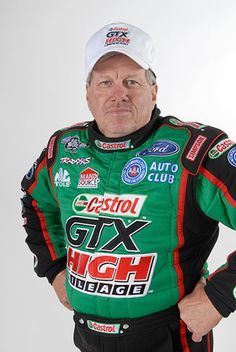 john force...... An awesome race car driver, Christian, dad, and role model.  Thank you, John!