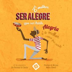 #frase #pensamento #samba #alegre #alegria
